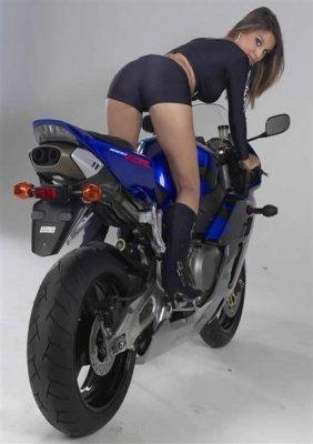 As Mulheres E Motos Blog
