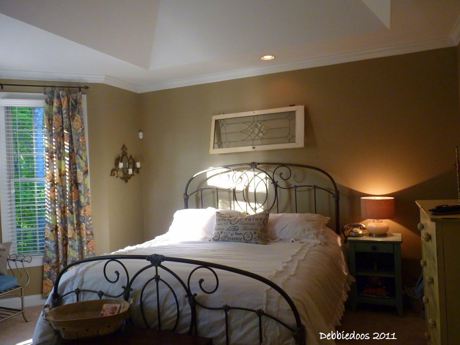 Shabby Chic Romantic Bedroom
