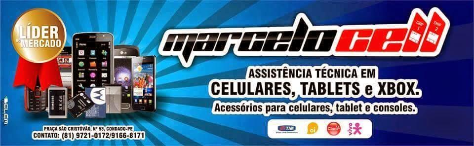 Patrocinador: Marcelo cell