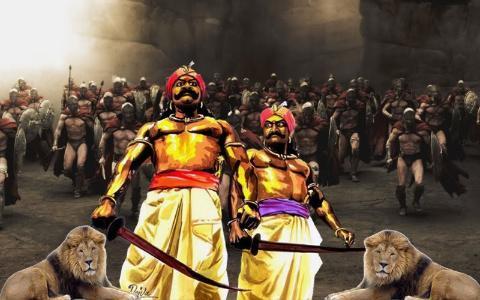Maruthu pandiyar history in tamil language
