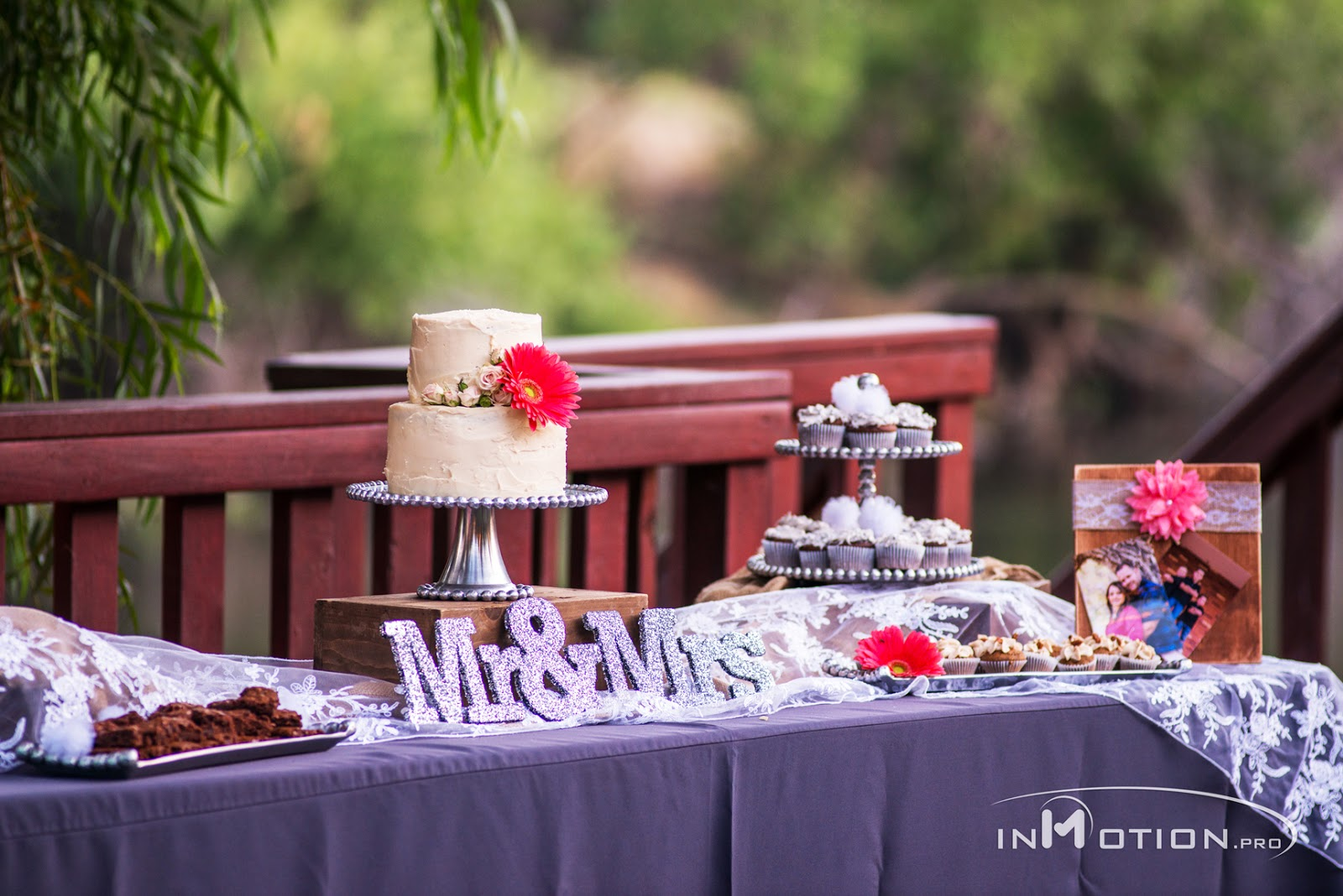 Rocket bakery wedding