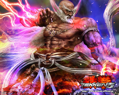 tekken 5 free download pc game