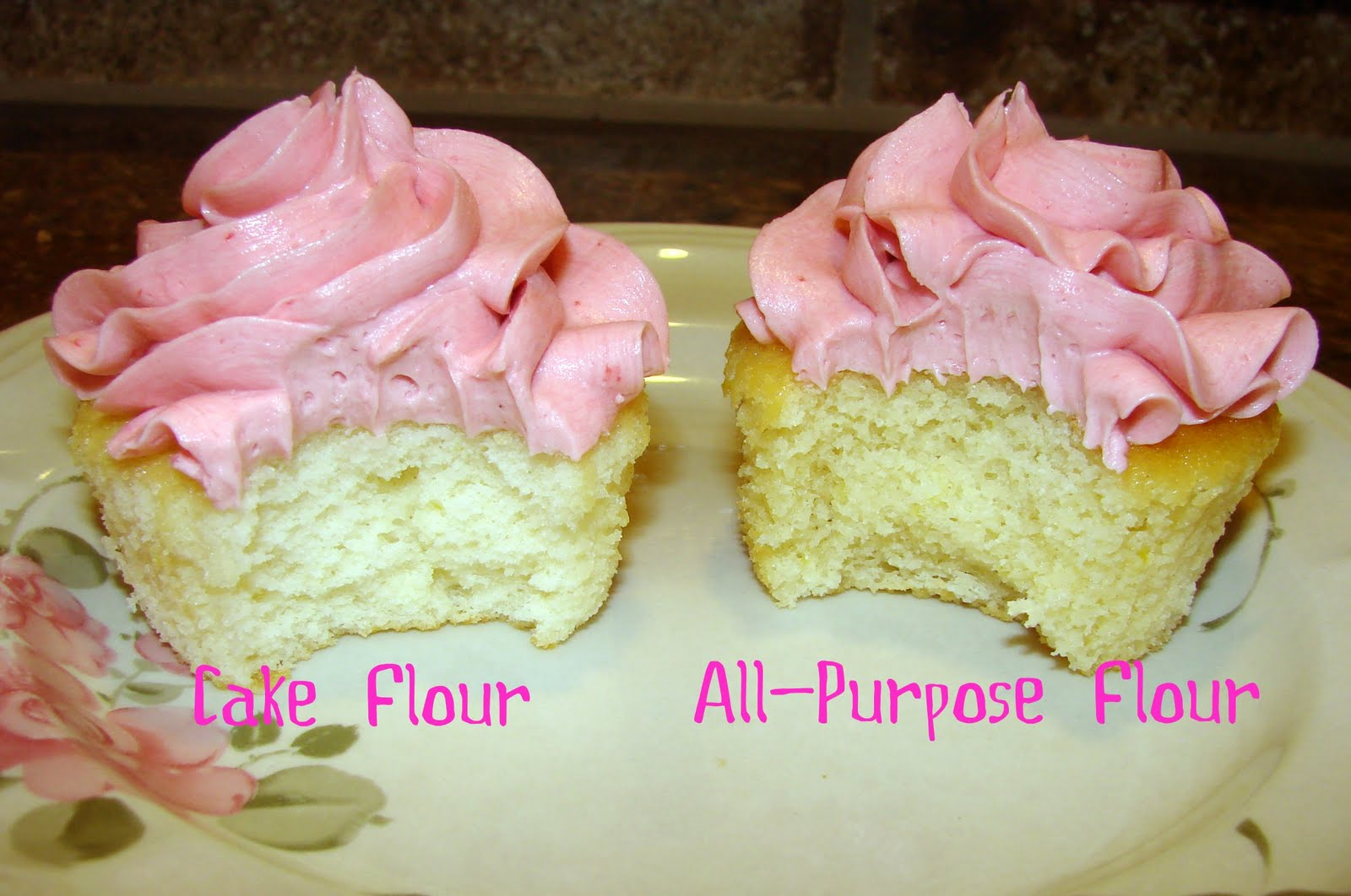 Is It Best To Use Plain Flour In Cakes