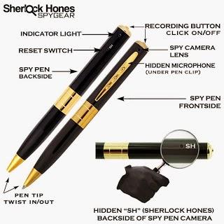 Spy Pen Camera a