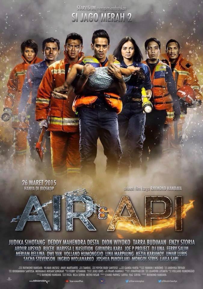 Film Air dan Api 2015 DVDRip Full Movie