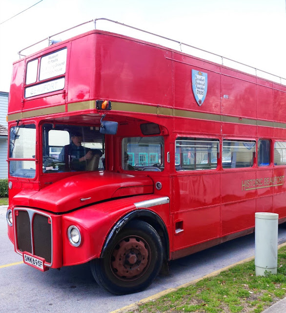 Beaufort Double-Decker Bus Tours