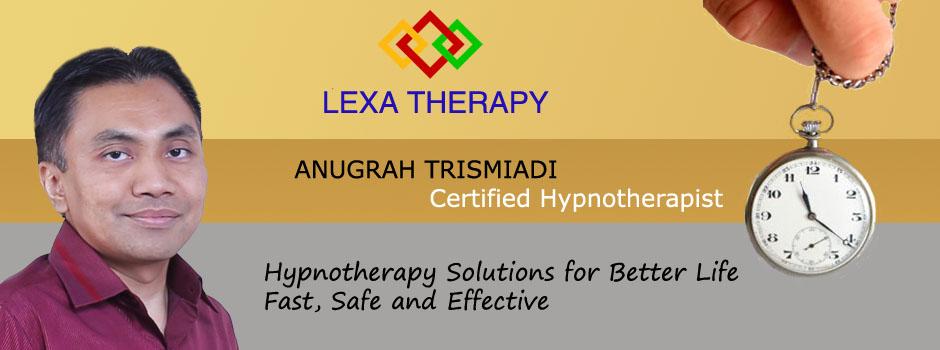 Lexa Therapy Solusi Hipnoterapi yang aman dan efektif