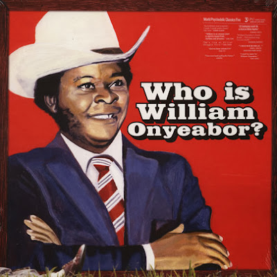 328532 World Psychedelic Classics 5. Who is William Onyeabor ?