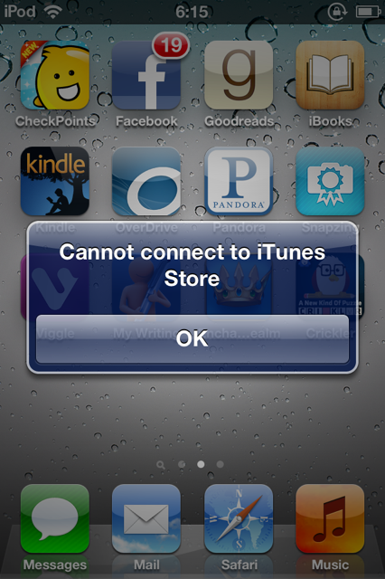 How to fix iPhone won t connect to App Store problems - Macworld My iPhone Cannot Connect To App Store!