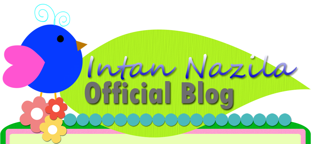 Intan Nazila Official Blog