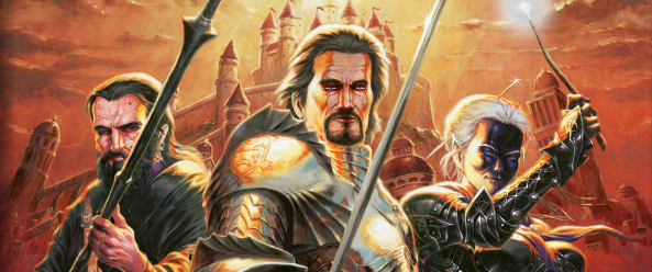 Dungeons & Dragons Lords of Waterdeep iPad Boardgame review