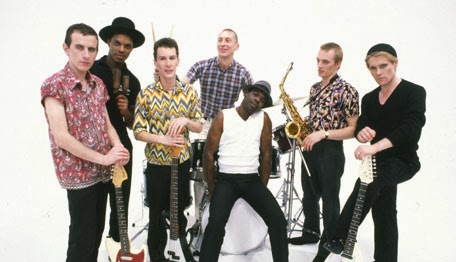 The English Beat starring Dave Wakeling UK Tour 2014