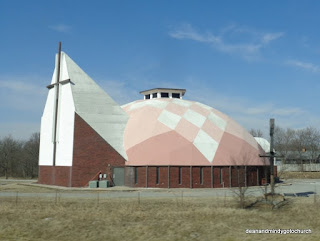 church off 35 north of Oklahoma City