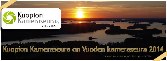 Kuopion Kameraseura ry - VALOHUONE