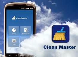 برنامج clean master 2014 لتنظيف وتسريع الموبايل للاندرويد