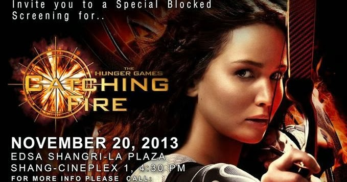 how to watch hunger games catching fire for free