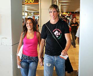 Fernando Torres Wife