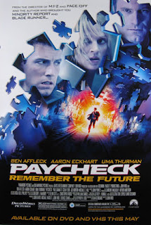 Paycheck (El pago) (2003) Online