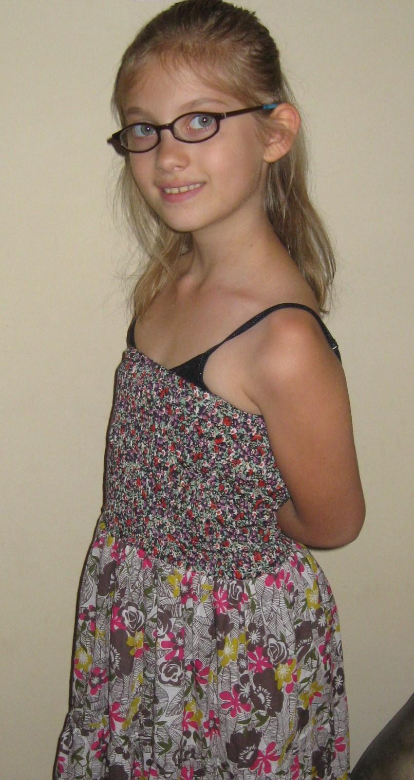 Zoya, 9 years old