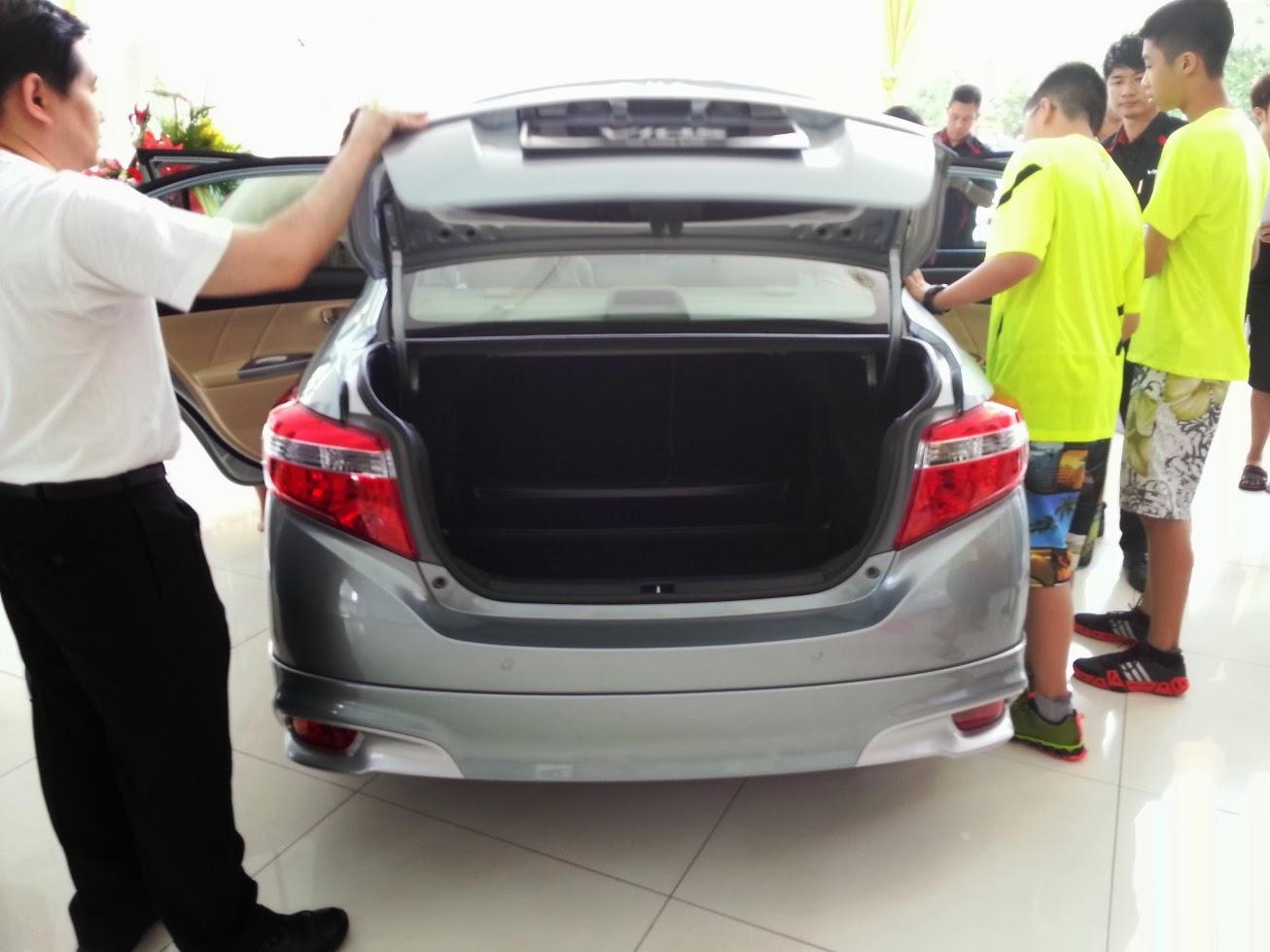 2013 Toyota Vios Launching Malaysia | Autos Post