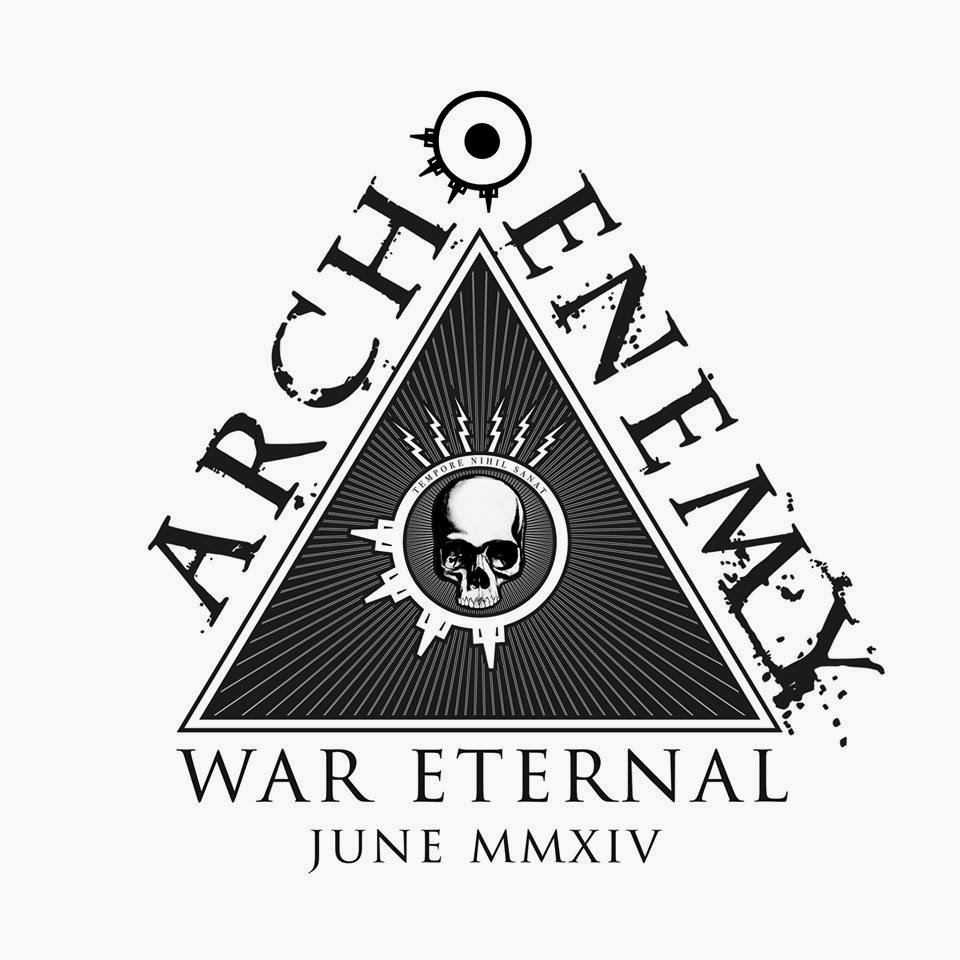 Metal Spirit: [VIDEO] Arch Enemy - War Eternal (2014)