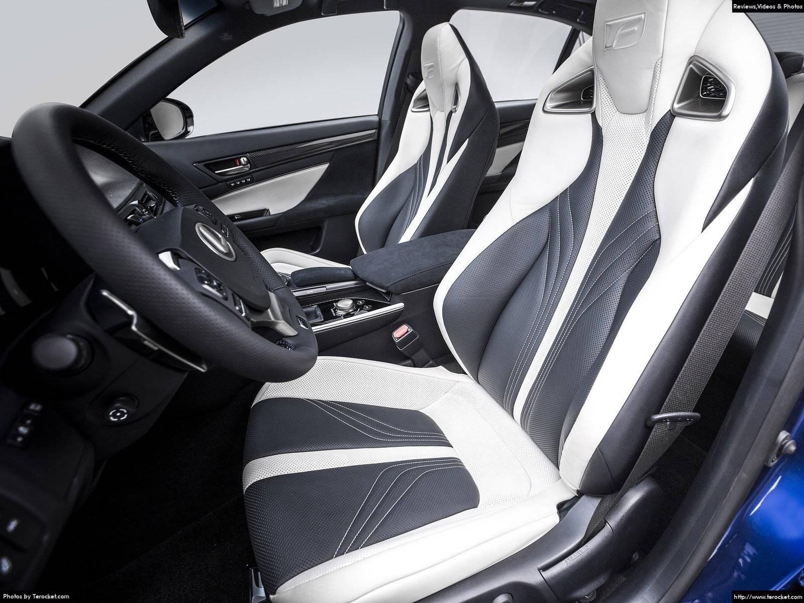Hình ảnh xe ô tô Lexus GS F 2016 & nội ngoại thất