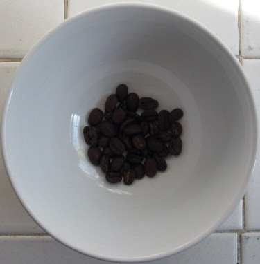 44 coffee beans