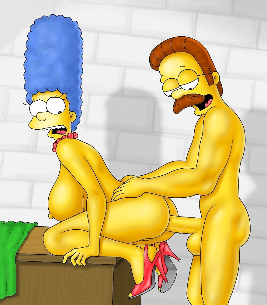 Marge Simpson Cuckold
