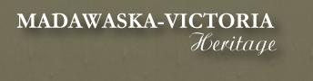 Madawaska-Victoria Heritage Logo