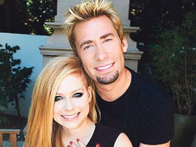 Entertainment, News, Gossip, Celebrities, Avril Lavigne, Chad Kroeger, berkahwin