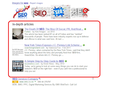 """In-depth articles"" feature in SERPs"