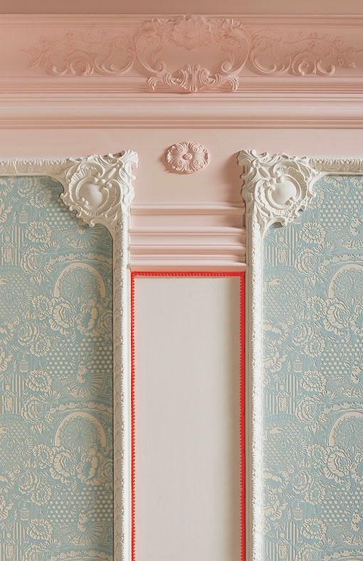 Marzua molduras decorativas para ambientes modernos - Molduras para techos interiores ...
