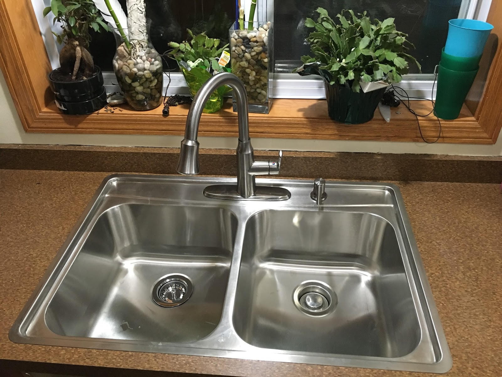 Franke Fast In Sink : ... : Home Repair Review - Franke Fast-In Sink with Quick Install System