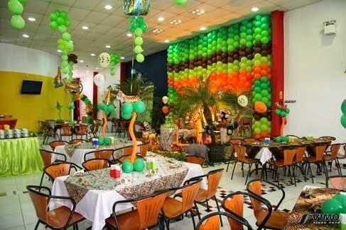 Fiestas Infantiles Rey Leon Parte 2