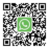 SCAN QR // Klik via WA