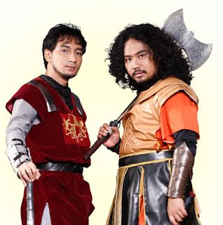 Maharaja lawak mega 2012 minggu 6 Jozan [Full View]