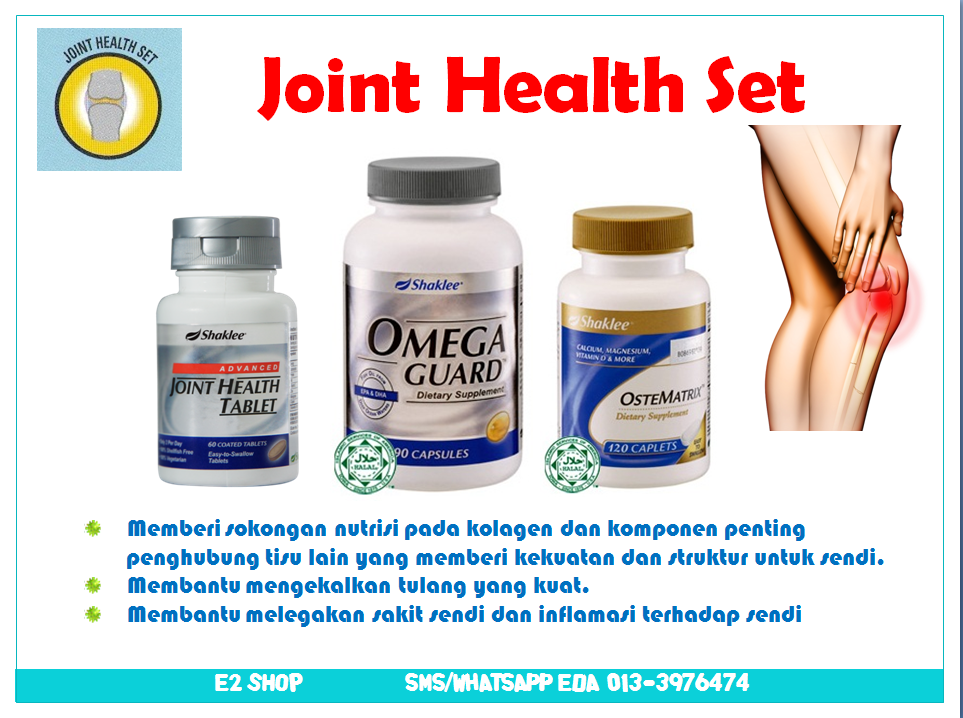 JOINT HEALTH SET