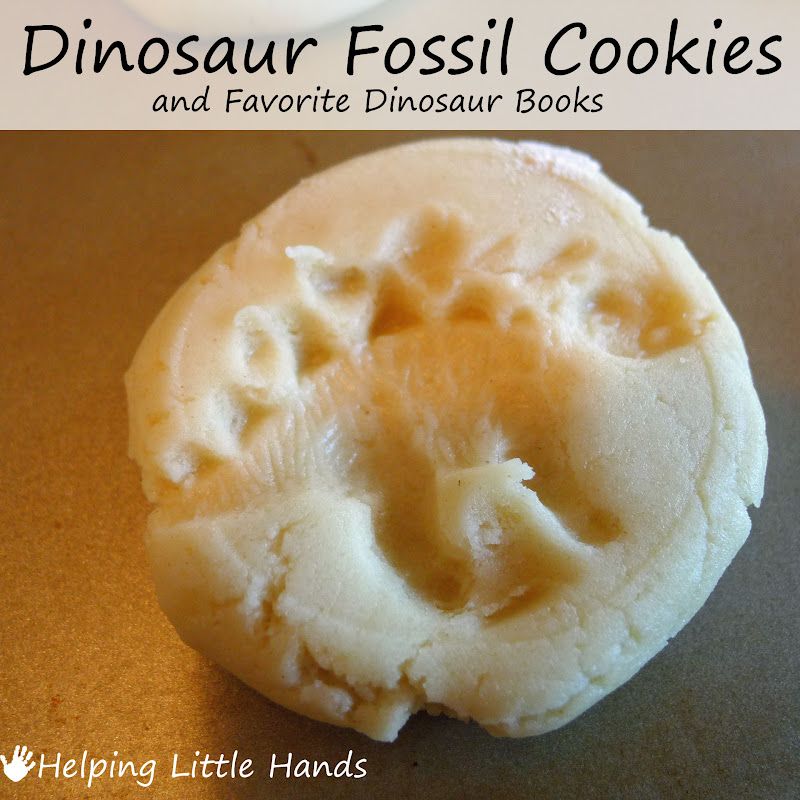 ... fossil cookies and it looked like fun, so I thought we'd give it a try