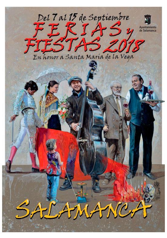 Programa de Ferias y Fiestas 2018