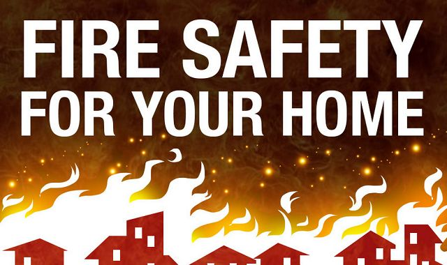 8 ways to keep your home fire safe infographic visualistan for How to protect your house from fire