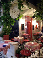 Gluten Free in Little Venice Mykonos