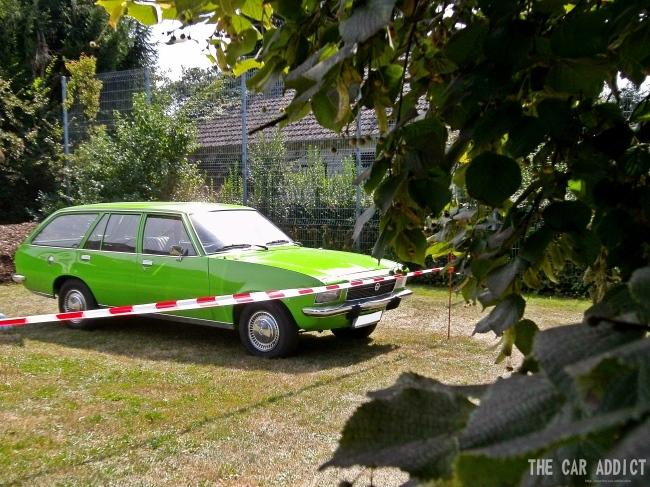 green classic Opel