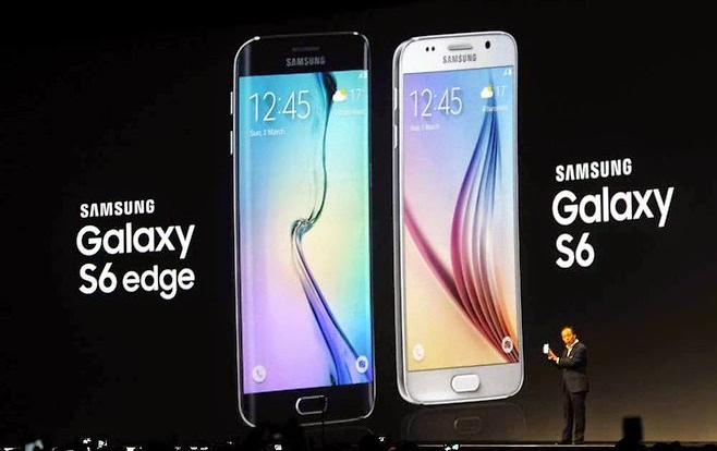 Galaxy S6 and Galaxy S6 Edge