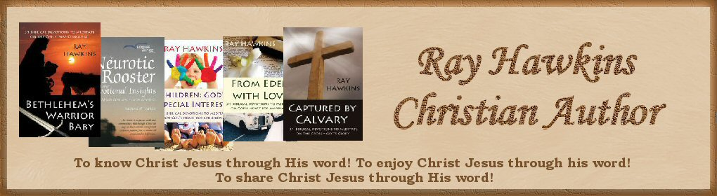 Ray Hawkins Christian Author