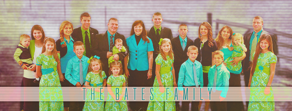 Bates Family Blog