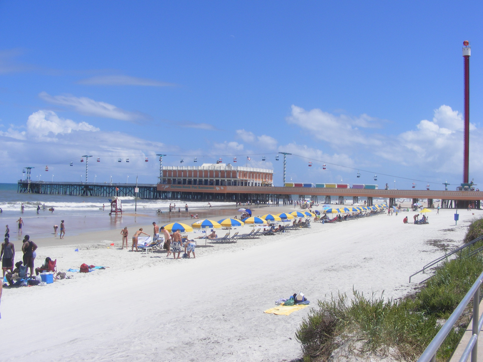 daytona beach Explore an array of daytona beach, fl vacation rentals, including condos, houses & more bookable online choose from more than 2,000 properties, ideal house rentals for families, groups and couples.