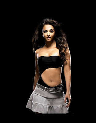 Aishwarya Rai looking slim and hot in dhoom 2