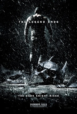 The Dark Knight Rises: The Legend Ends movie poster