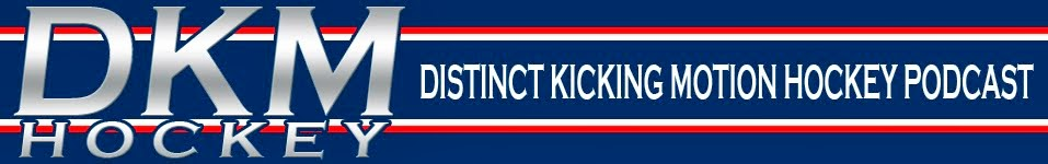 Distinct Kicking Motion
