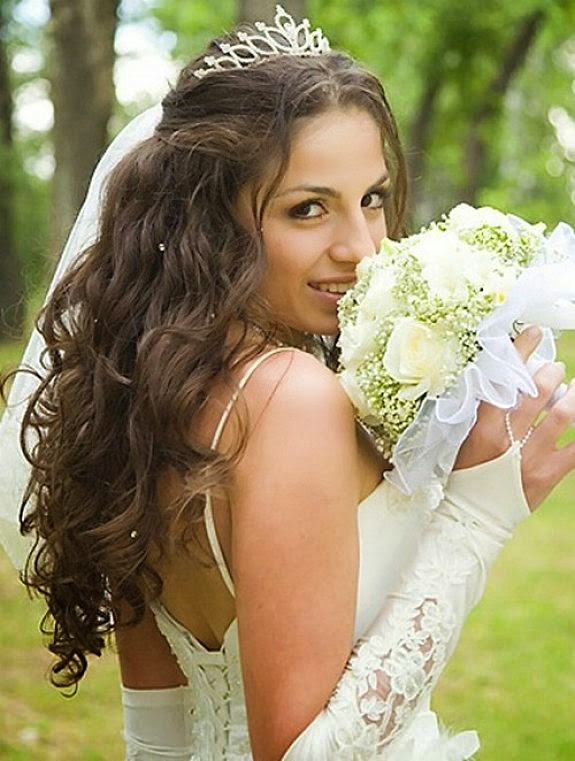 Wedding Hairstyles Down For Long Hair